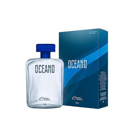 Oceano Deo Colônia 100 ml