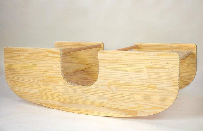 Barco de balanço TukTuk - Inspirado na abordagem Pikler