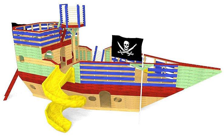 Navio Pirata I
