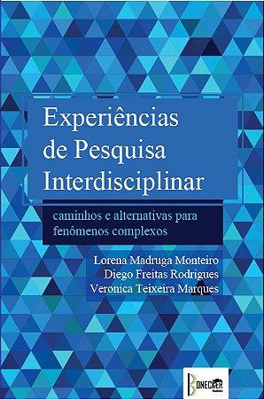 Experiências de pesquisa Interdisciplinar