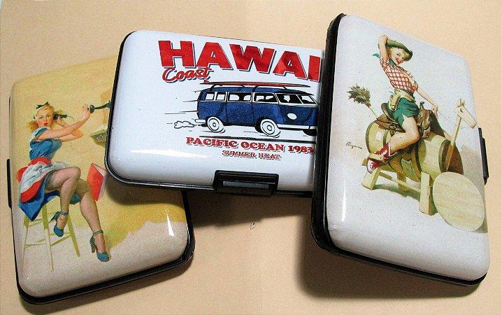 Porta Cartão Vintage