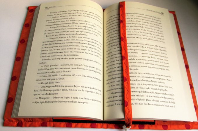 Porta Livro