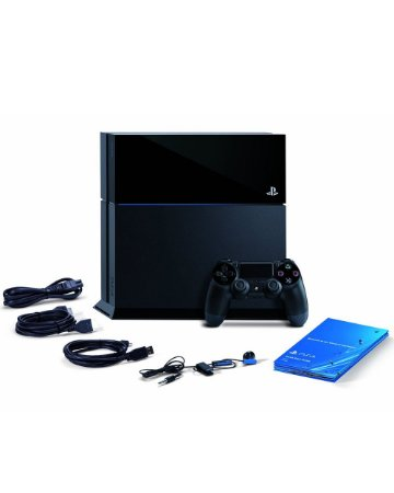 Console PlayStation 4 500GB Preto (Nacional)