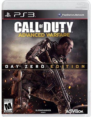 Jogo Call of Duty: Advanced Warfare Day Zero Edition - PS3