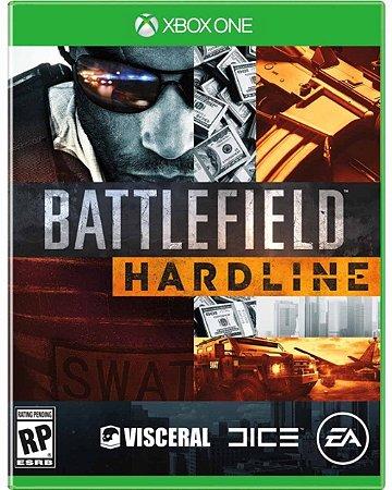 Jogo Battlefield: Hardline - Xbox One