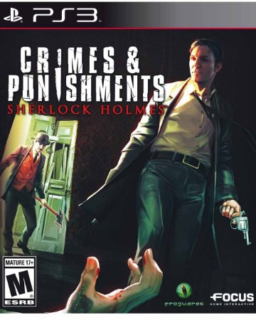 Jogo Crimes & Punishments - PS3