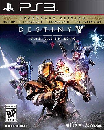 Jogo Destiny - The Taken King Edição Lendária - PS3