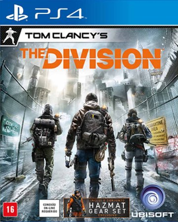Jogo Tom Clancy's: The Division - PS4