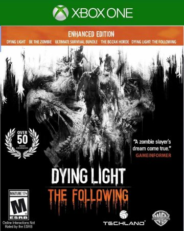 Jogo Dying Light: The Following Enhanced Edition - Xbox One
