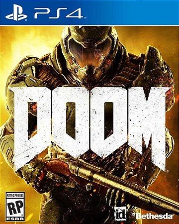 Jogo Doom - PS4