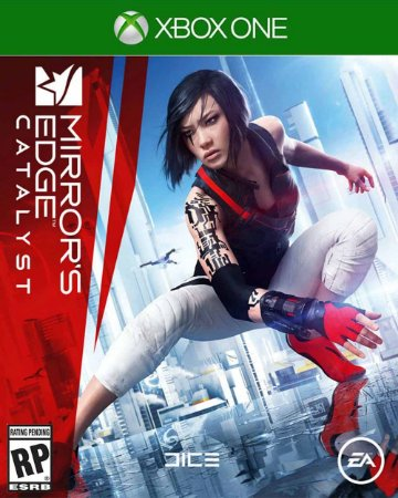 Jogo Mirror's Edge Catalyst - Xbox One