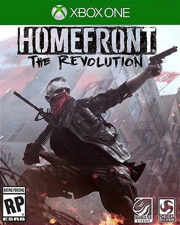 Jogo Homefront: The Revolution - Xbox One