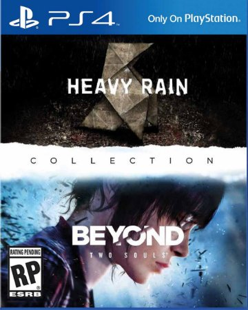Jogo Heavy Rain & Beyond Two Souls Collection - PS4