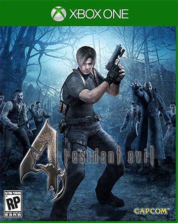 Jogo Resident Evil 4: Remastered - Xbox One