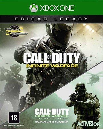 Jogo Call of Duty: Infinite Warfare Legacy - Xbox One