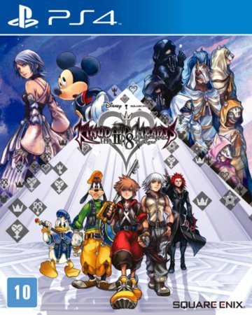 Jogo Kingdom Hearts: HD 2.8 Final Chapter Prologue - PS4