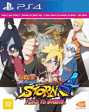 Jogo Naruto Shippuden: Ultimate Ninja Storm 4 Road To Boruto - PS4