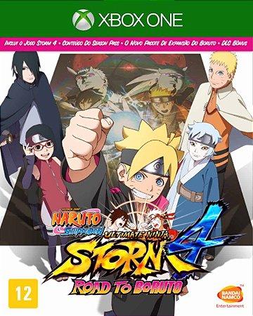 Jogo Naruto Shippuden: Ultimate Ninja Storm 4 Road To Boruto - Xbox One