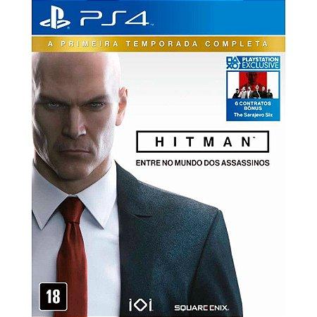 Jogo Hitman - PS4