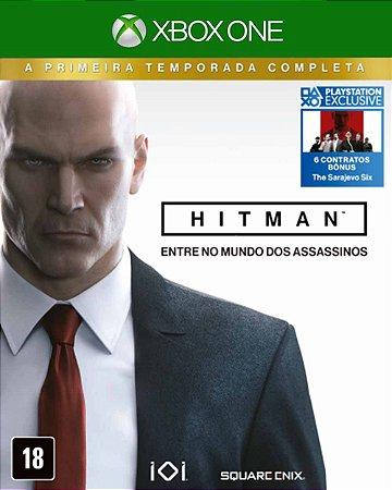 Jogo Hitman - Xbox One