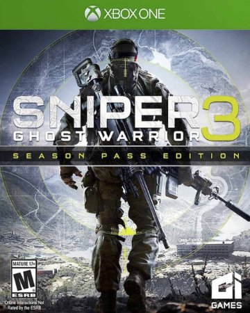 Sniper Ghost Warrior 3: Season Pass Edition - One