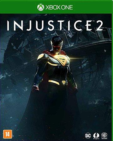 jogo Injustice 2 - One
