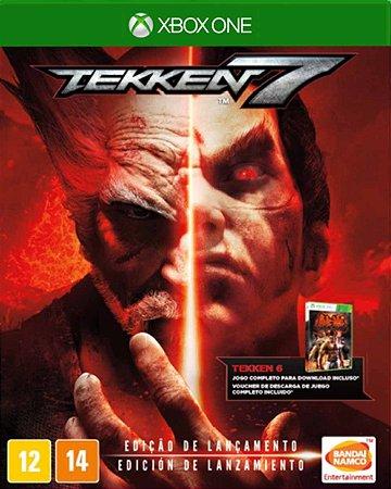 Jogo Tekken 7 - One