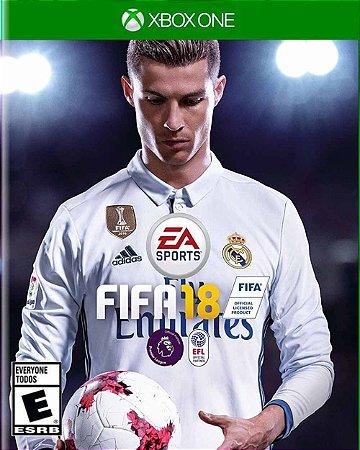 Jogo FIFA 18 - One