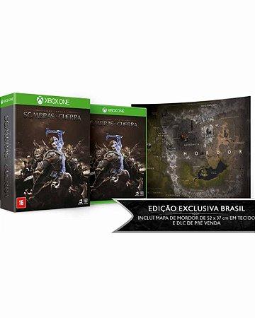 Jogo Terra-Média: Sombras da Guerra - Edição Limitada - One (Outubro)
