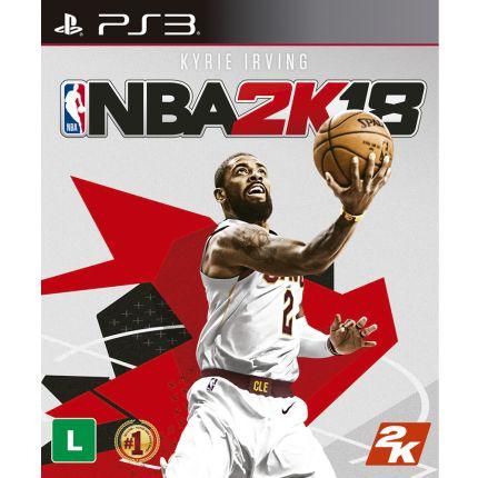 Jogo NBA 2k18 - PS3