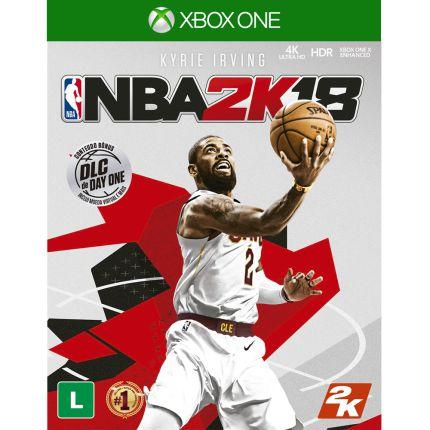 Jogo NBA 2k18 - One