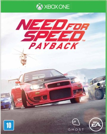 Jogo Need For Speed - Payback - One