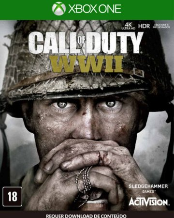 Jogo Call Of Duty - WW II - One