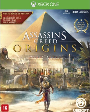 Jogo Assassin's Creed Origins - One