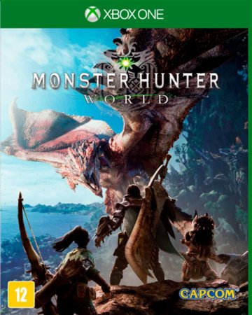 Jogo Monster Hunter World - One