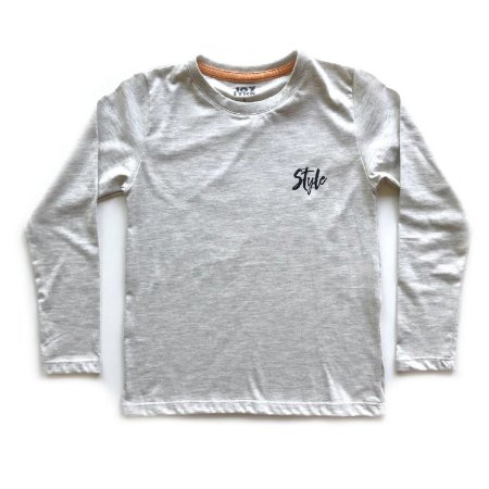 Camiseta Style Skate - mesclada
