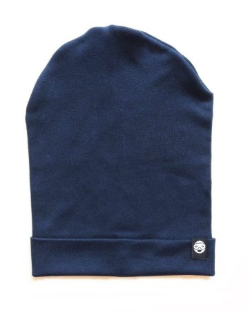 Gorro liso - Azul marinho