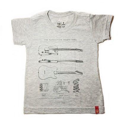 Camiseta The Revolution - mescla