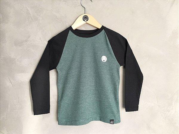 Camiseta Bryan - verde