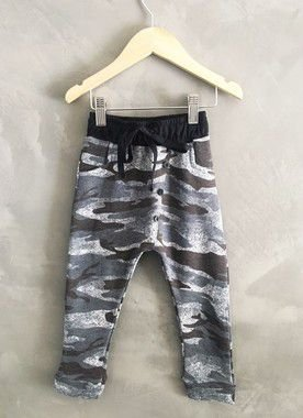 Calça Camu - camuflada Baby