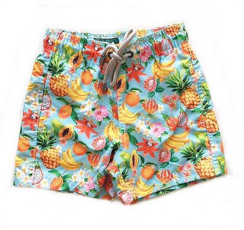 Shorts Salada de frutas