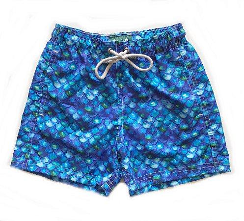 Shorts Escamas