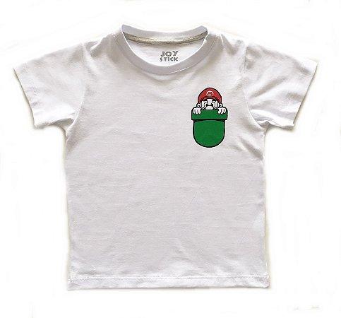 Camiseta Mario Bross