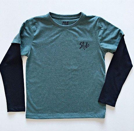 Camiseta Style - verde