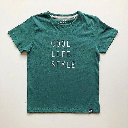 Camiseta Cool - verde
