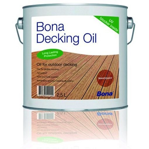 Bona Decking Oil - 2,5lts
