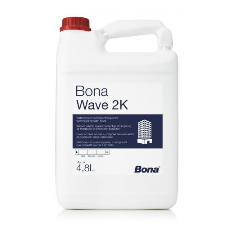Bona Wave 2K - 5 litros (Bi Componente)