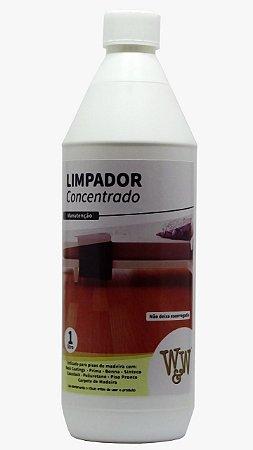 Limpador Concentrado W&W - 1L