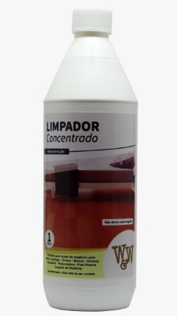 Limpador Concentrado W&W - 1Litro
