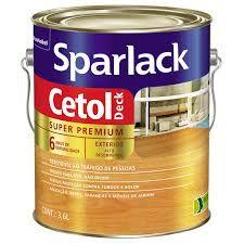 Cetol Deck 3.6 litros Sparlack